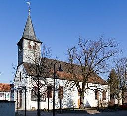 Neuhofen evangelische Kirche 20110129