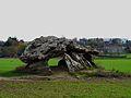 Neuville-de-Poitou dolmen Pierre levée (1).JPG