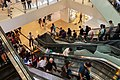 New Town Plaza escalator glass broken 20191110.jpg