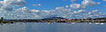 Newburgh and Snake Hill panorama from across Hudson River in Beacon, NY.jpg
