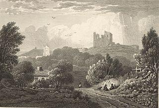 Newport Castle, Pembrokeshire