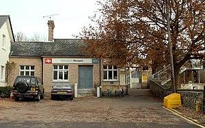 Newport (Essex) railway station - Image: Newport Railway Station