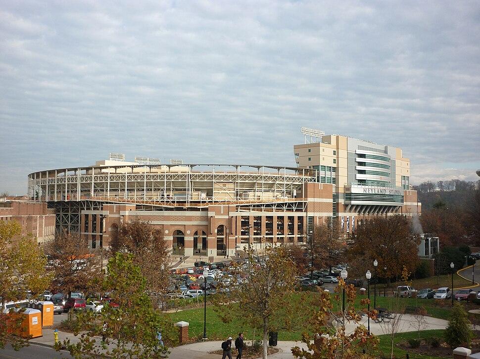 Neyland Stadium 2010