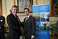 Nick Wilson receiving SMK Award from PM Gordon Brown.jpg