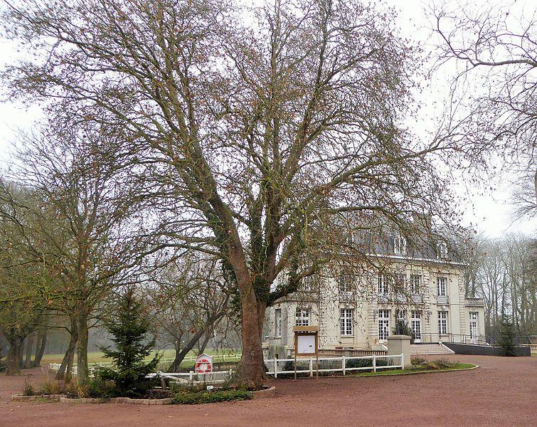 Le château Nieppe  Nord.- France