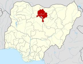 Nigeria Kano State map.png