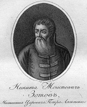 Nikita Zotov - Nikita Zotov