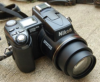 Nikon Coolpix 8700 - Image: Nikon Coolpix 8700 2371px