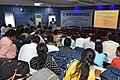 Nisith Ranjan Chowdhury Delivering Lecture - Quality Medical care - SPORTSMEDCON 2019 - SSKM Hospital - Kolkata 2019-03-17 3474.JPG