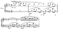 Nocturne in B flat minor, Op. 9, No. 1 - first bars.png