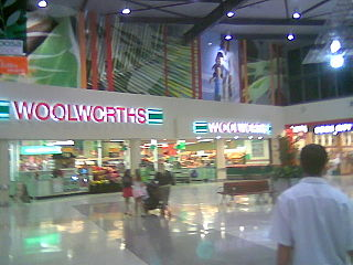 Noosa Civic shopping centre near Noosa, Queensland, Australia