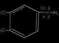 Norepinephrine Molecule.tif