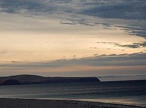 Normanville, South Australia - Normanville beach at dusk