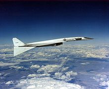 North American XB-70A Valkyrie in flight with wingtips in 65 percent (full) drooped position 061122-F-1234P-021.jpg