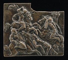 A Combat of Horsemen