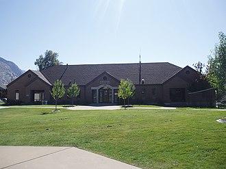 North Ogden, Utah - City hall