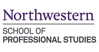 Northwestern University School of Professional Studies - Image: Northwestern SPS Logo