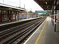 Northwood northbound platform 2.jpg