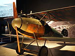 Nose of the Albatross DVa at the Australian War Memorial July 2015.jpg