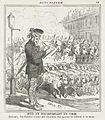 Note du correspondant du Times -(Ecrivant) Les parisiens n'ayant plus d'hommes, font marcher les moutons et les boeufs! LACMA M.76.132.76.jpg