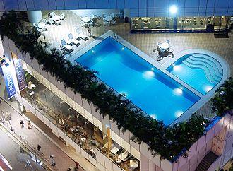 Novotel Century Hong Kong - Image: Novotel Century Hong Kong Hotel