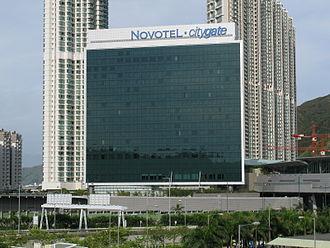 Citygate - Novotel Citygate hotel