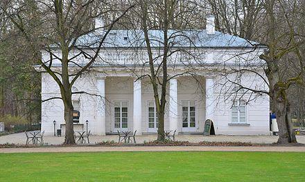 łazienki Królewskie W Warszawie Wikiwand