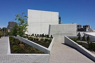 National Holocaust Monument - Image: Ntl Holocaust Monument 1