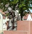 Nußdorf gilt als Ursprungsort des Pfälzischen Bauernkriegs. - panoramio.jpg