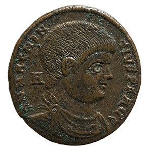 Magnentius - A Nummus of Magnentius