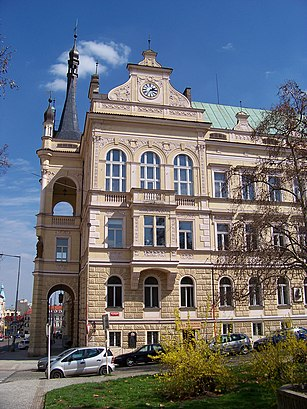 How to get to Nuselská Radnice with public transit - About the place