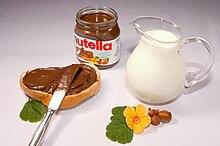 Nutella – Wikipedia