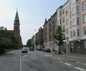 Nyelandsvej - Nyelandsvej