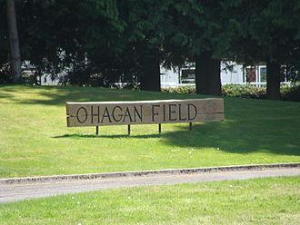 Vancouver College - Image: O'Hagan Field