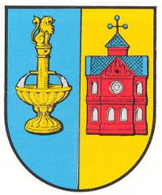 Enkenbach-Alsenborn - Image: OG Enkenbach Alsenborn Wappen