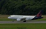 OO-SSR Airbus A319-112 A319 - BEL (28331088701).jpg