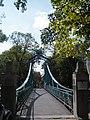 OPOLE most dla pieszych na kanale Młynówka,od ul Mozarta. sienio.jpg