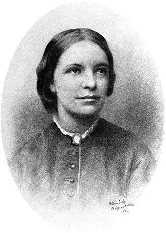 Octavia Hill - Octavia Hill c. 1882