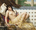 Odalisque with a Fan by Guillaume Seignac.jpg