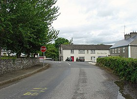 Oddly-named pub, Ballingary, Co. Tipperary - geograph.org.uk - 1386800.jpg
