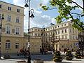 Oficyna Pałacu Czapskich w Warszawie.JPG
