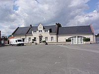 Ognes (Aisne) mairie.JPG