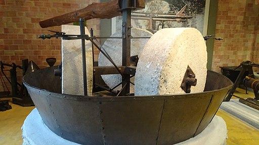 Oil Mill from Dragano Lefkada