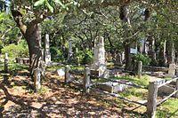 Old Burying Ground Beaufort, North Carolina.JPG