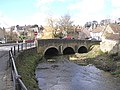 Old bridge over the River Brue, Bruton - geograph.org.uk - 131423.jpg
