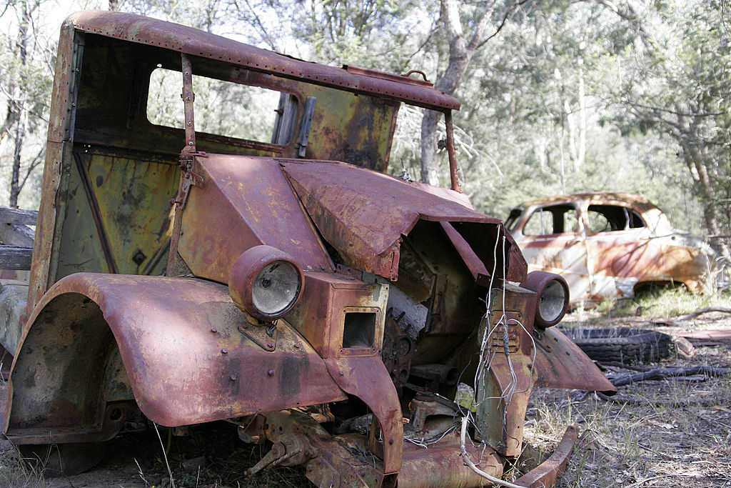 Does Salvage Yard Ever Get Cars With Blood