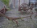 Old farm implement, Glenhordial (4) - geograph.org.uk - 1181035.jpg