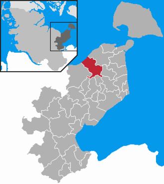 Oldenburg in Holstein - Image: Oldenburg in OH