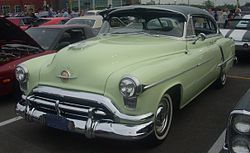 Oldsmobile 88 Coupe