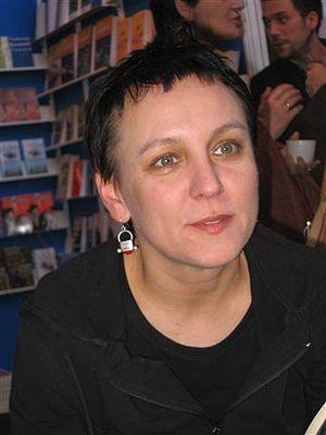 Olga Tokarczuk (b. 1962), Polish writer
